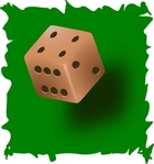 dice,game,media,clip art,public domain,image,svg