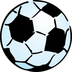 advoss,soccer,ball,clip art,remix,media,public domain,image,svg,sport,soccer ball