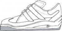 shoe,media,clip art,externalsource,public domain,image,png,svg,apparel,footwear,athletic,uspto