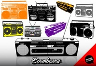 boomboxes,audio,radio,music system,music,sound,boombox,stereo,tape player,boom box,system,personal,electrical,appliance,tape,player,boom,box,collection,animals,backgrounds & banners,buildings,celebrations & holidays,christmas,decorative & floral,design elements,fantasy,food,grunge & splatters,icons