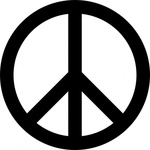 peace,sign,clip