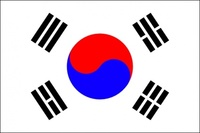 flag,korea
