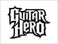 guitar,hero,logo,element,design,element,element