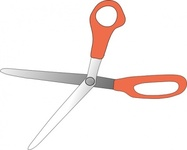 scissors,wide,open,office,school,household,equipment,tool,cut,sharp,paper