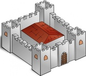 fortress,cartography,map,geography,fantasy,building,stone building,castle,media,clip art,public domain,image,png,svg