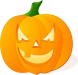 pumpkin2,media,clip art,externalsource,public domain,image,png,svg,nature,plant,food,vegetable,pumpkin,season,autumn,halloween,jack o lantern,colour