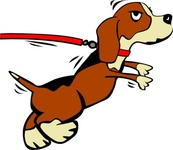 leash,cartoon,animal,dog,mammal,pet,colouring book