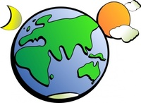 earth,moon,colored,cartoon,nature,line art,colouring book,sun,solar,india,russia,china,europe,globe,world,crescent,cloud,africa,asia,australia,aussie,antarctica,ice,polar,planet,star,creation,colour,color,genesis,bible,media,clip art,public domain,image,png,svg,india,russia,china,europe,earth,moon