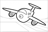 bigplane,cartoon,plane,line art,colouring book,media,clip art,public domain,image,png,svg