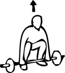 weight,lifting,outline,sport,black and white,activity,weightlifting