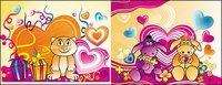 theme,love,cartoon,material