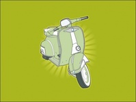 vespa,dente,scooter,green,vehicle,motorcycle,transport,bike,mod,moped,motorbike,ride,silhouette,sport,sunburst background,travel,animals,backgrounds & banners,buildings,celebrations & holidays,christmas,decorative & floral,design elements,fantasy,food,grunge & splatters,heraldry,free vector,icons,al