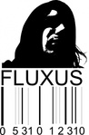 ausis,fluxus,logo,media,clip art,public domain,image,png,svg,traced photo,high contrast,barcode