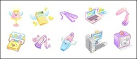 electronic,product,cute,icon,material