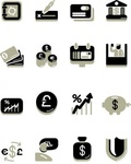 finance,banking,economy,icon,arrow,balance,bank,banker,black,business,button,chart,coin,computer,currency,dollar,down,element,euro,graph,illustration,internet,japanese,making money,market,money,pound,sack,set,shadow,sign,speech bubble,symbol,up,web