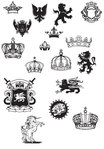 medieval,heraldry,_heraldry,*lion,crown,king,shield,animal,antique,arm,award,badge,banner,beast,blazon,coat,crest,decor,decoration,decorative,diadem,element,emblem,frame,gold,heraldic,insignia,jewel,kingdom,lion,luxury,m,animals,backgrounds & banners,buildings,celebrations & holidays,christmas,food
