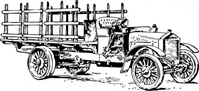 heavy,truck,transportation,vehicle,car,historical,media,clip art,externalsource,public domain,image,png,svg