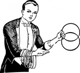 linking,ring,externalsource,magic,magician,man,occupation,entertainment,ring,linking ring,magic trick,remix problem