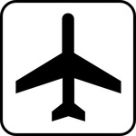 symbol,plane,park,map,pictograph,sign,cartography