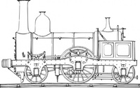 steam,train,engine,media,clip art,externalsource,public domain,image,svg,train,steam engine,technical,outline,contour