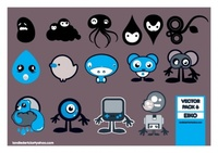 little,thing,game,console,water,drop,animation,character,cartoon,crazy,bear,octopus,console,cartoon,console,cartoon