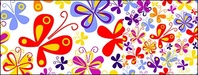 colorful,butterfly,background