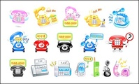 cute,phone,icon,vector,material