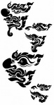 mask,illustration,asian,dragon,drangon,dance,asian,mask,asian,mask