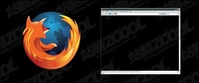 firefox,browser,window,vector,material