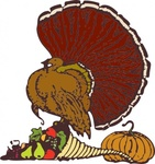 turkey,harvest,cornucopia,thanksgiving,food,holiday