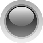 circle,black,button,glossy,round,media,clip art,public domain,image,svg