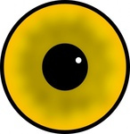 laobc,yellow,body,eye,media,clip art,public domain,image,svg