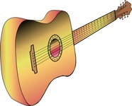 guitar,profile,music,instrument