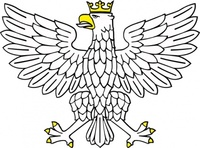 eagle,wearing,crown,clip