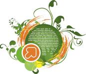 grunge,type,background,foliage,text,green,grunge,vector,type,grunge,vector,type