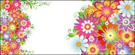colourful,flower,pattern