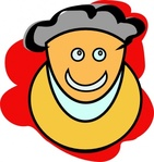 smiling,man,cartoon,sketch,colouring book,face,media,clip art,public domain,image,svg,png