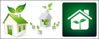 green,house,icon