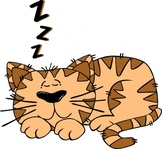 cartoon,sleeping,animal,cat,outline,worldlabel,externalsource