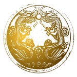babayasin,ancient,chinese,dragon,china,coin,media,clip art,public domain,image,png,svg