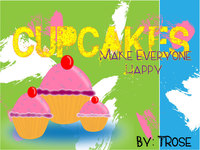 colorful,cupcake,cake,dessert,food,sweet,muffin