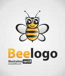 bee,gold,black,animal,logo,fly,minimalist