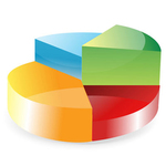 account,accounting,analyzing,pie chart,chart,business,calculate,circle,concept,data,diagram,display,division,economy,editable,finance,financial,graph,graphic,growth,illustration,information,market,marketing,part,partition,percentage,performance,pie,piece,planning,portion,presentation,profit,progress