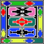 ndebele,african tribal,africa,native,african,art,background,fabric