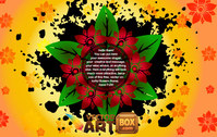 flower,floral,frame,banner,background,template,abstract,arrangement,arrange,petal,leaf