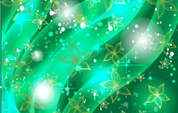 green,flower,shine,shiny,shining,background,backdrop,element,abstract