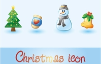 snowman,christmas,frosty,tree,bell,snow,holiday,seasonal