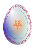 egg,decorated,paganism,neo-pagan,wind,fire,earth,spirit,air,pentacle,celebration,nature,respect,symbol,spring equinox,ostara,rebirth,rejuvenation,ostara festival,symbol,ostara,ostara festival,religion,symbol,ostara,ostara festival