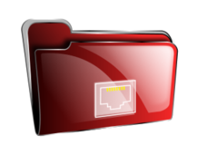 folder,icon,red,net,roshellin