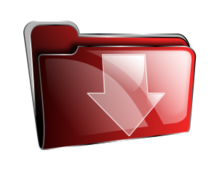 folder,icon,red,download,roshellin